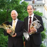 Emeritierter Hornprofessor und frischgebackener Hornist