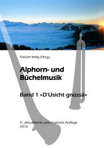 Notenbuch Band 1, Titelblatt