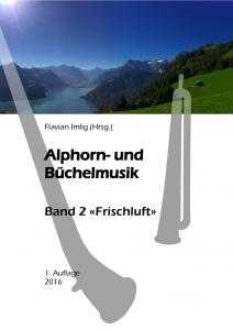 Notenbuch Band 2, Titelblatt